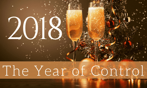 2018–The Year of Control