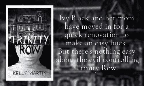 Trinity Row–Classic Haunted YA Read